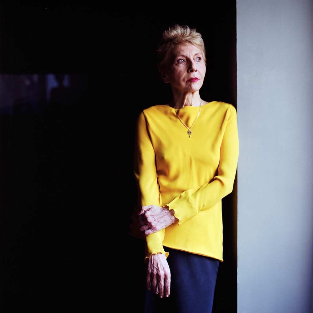Agathe Gaillard. Galeriste