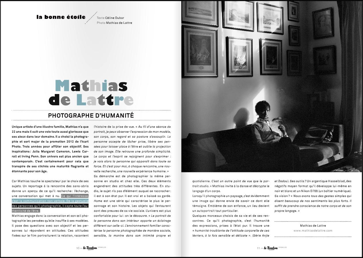 Bonbon Magazine