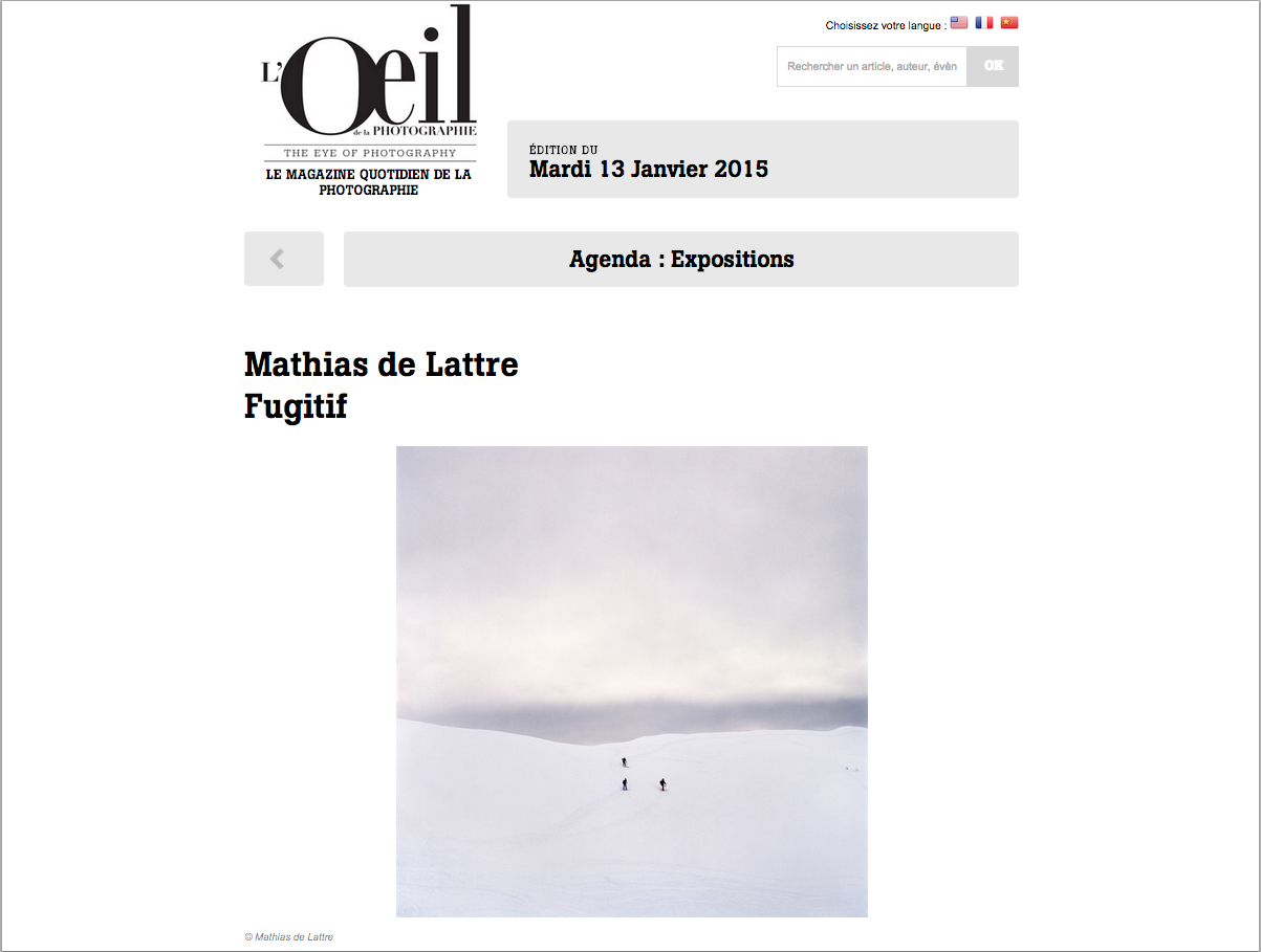 Oeil photo_fugitif
