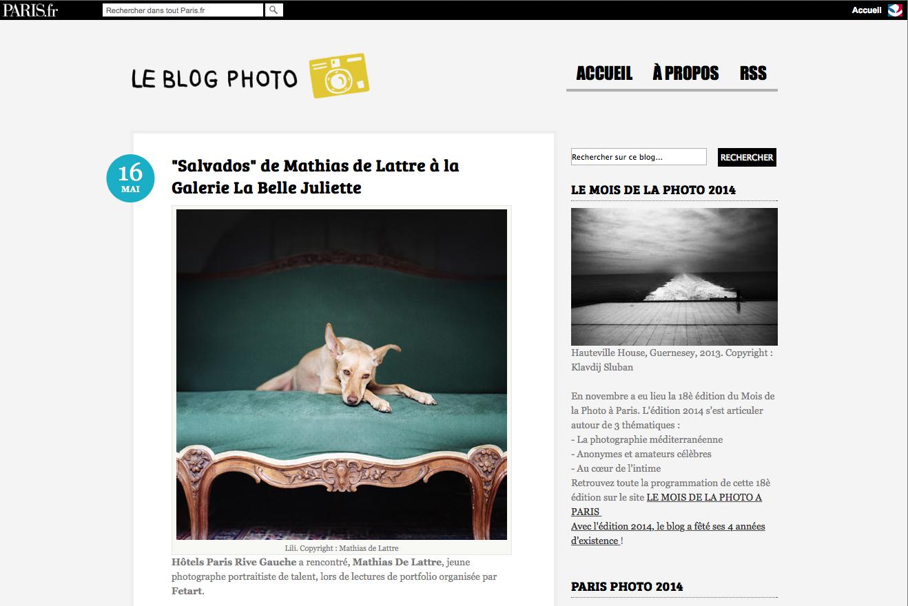 Paris Blog Photo