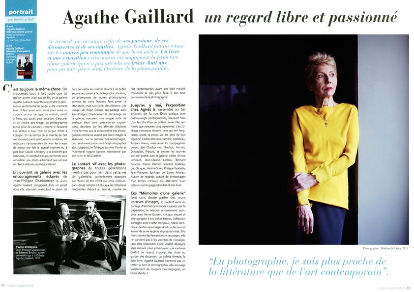 Images Magazine Mai-Juin 2013
