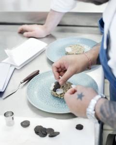 Ecole Ferrandi pour Les Lebey de la gastronomie, Paris, 2017