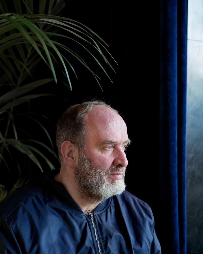 Serge Joncour pour Psychologies magazine, Paris, 2017